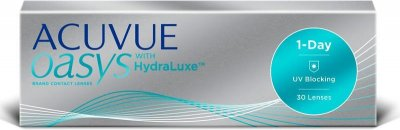 Acuvue Oasys 1 Day with HydraLuxe (30 ks)
