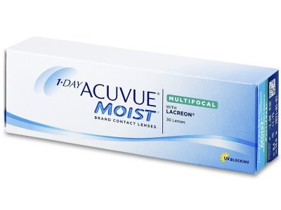 1 Day Acuvue Moist Multifocal (30 ks)