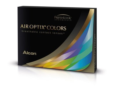 Air Optix Colors nedioptrické (2 ks)