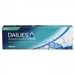 Dailies AquaComfort Plus Toric (30 ks)