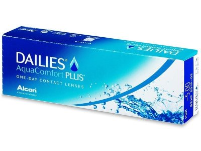 Dailies AquaComfort Plus (30 ks)