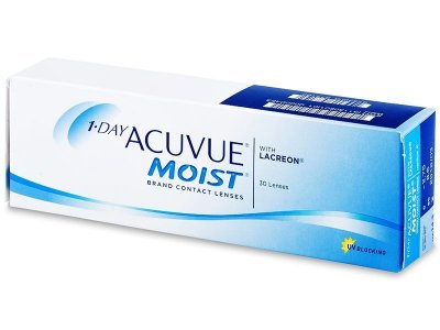 1 Day Acuvue Moist (30 ks)