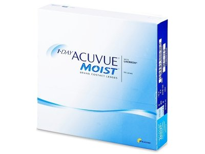 1 Day Acuvue Moist (90 ks)