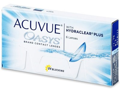 Acuvue Oasys with Hydraclear plus (6 ks)