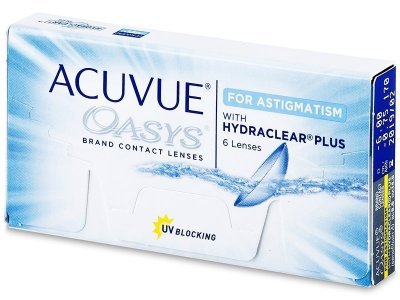 Acuvue Oasys for Astigmatism (6 ks)