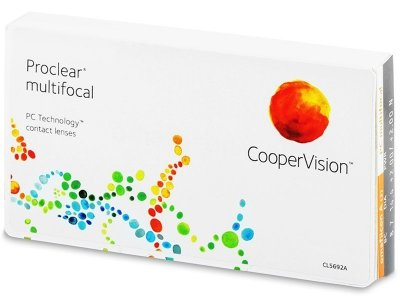 Proclear multifocal (3 ks)